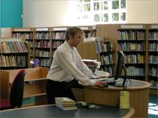 Bangor library