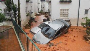 Floods in Nova Friburgo. Photo: Bernardo Jaccoud