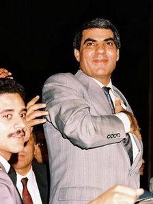 Zine al-Abidine Ben Ali, 7 November 1987