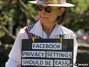 Facebook privacy settings campaigner
