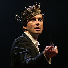 David Tennant as Hamlet