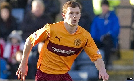 Scotland Under-21 defender Mark Reynolds