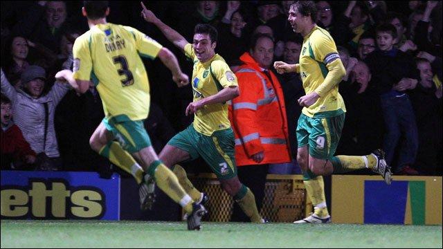 Norwich 1-1 Cardiff