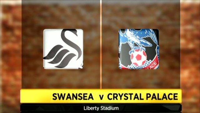 Swansea v Crystal Palace