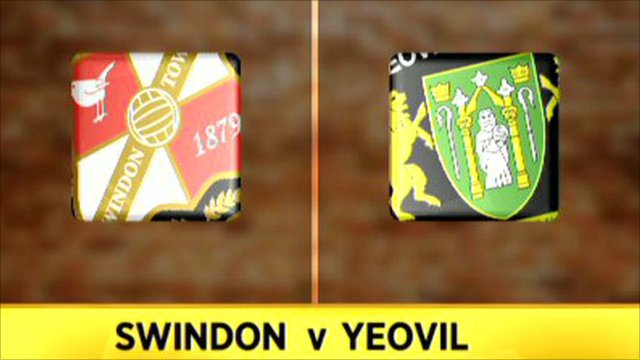 Swindon 0-1 Yeovil