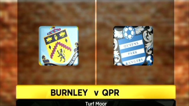 Burnley 0-0 QPR