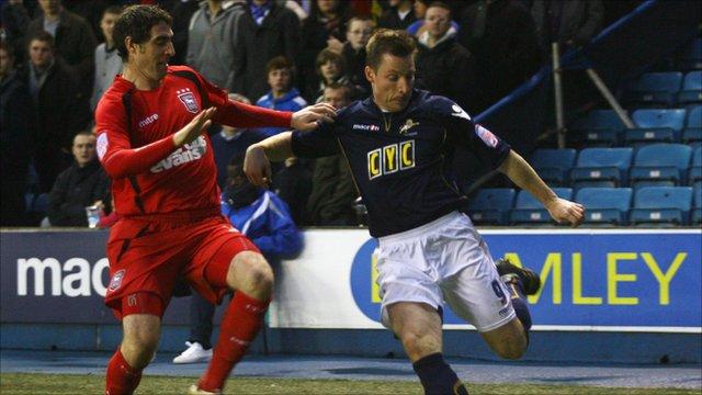Millwall 2-1 Ipswich