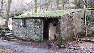 Merz Barn in Elterwater, Cumbria