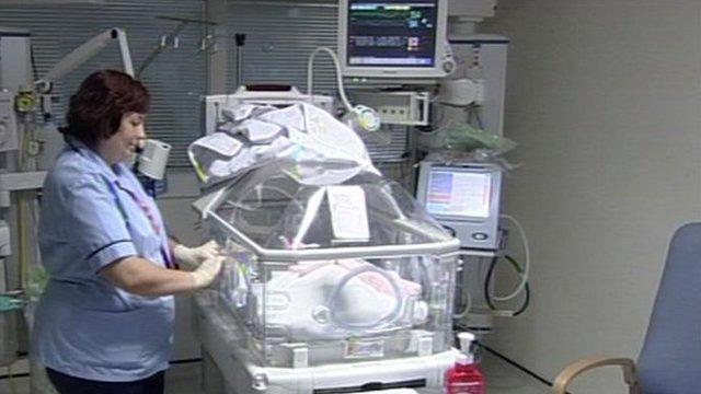 Premature Baby Unit