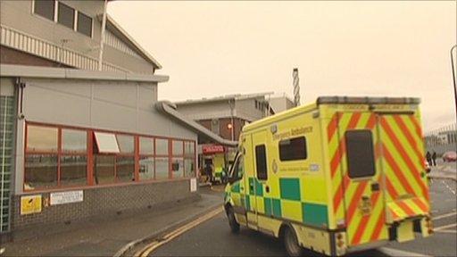 Newham University Hospital