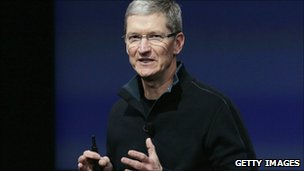 Tim Cook, chief operating officer for Apple