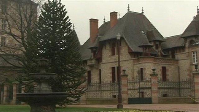 French mansion