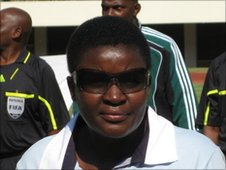 Mavis Gumbo of Zifa