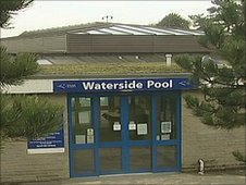 bbc waterside pool community campaign gains support in ryde. Black Bedroom Furniture Sets. Home Design Ideas