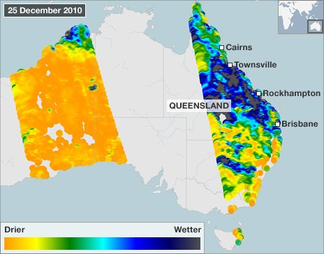 Smos map 25 December (CESBIO)