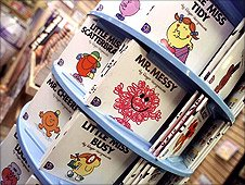 Mr Men books