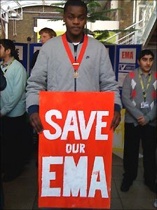 EMA protest