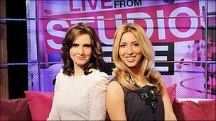 Live from Studio Five hosts Jayne Middlemiss and Kate Walsh
