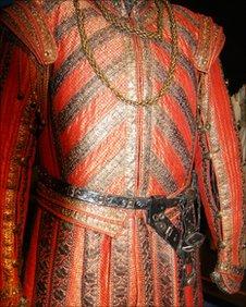 Tudors wardrobe