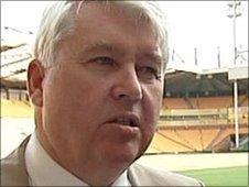 Alan Bowkett