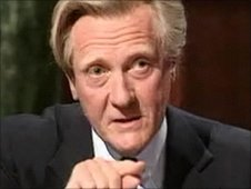 Michael Heseltine on Question Time