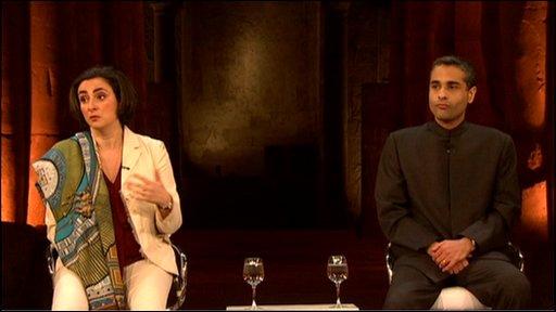 BBC Luxor Debate