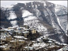 Village of Kubachi, Dagestan