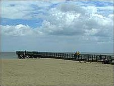 The Jetty at Great Yarmouth