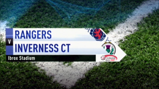 Rangers v Inverness CT