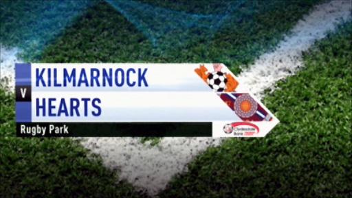 Kilmarnock v Hearts