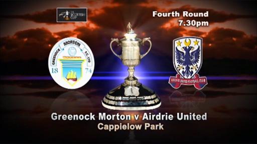 Morton v Airdrie Utd