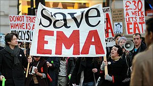 EMA protest