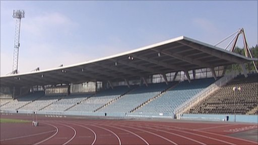Crystal Palace athletics stadium