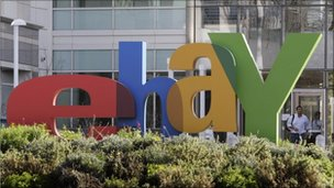 eBay offices, San Jose, California