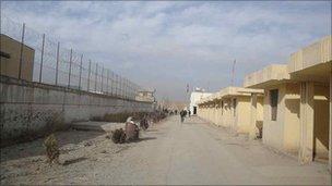 Pul-e-Charki jail