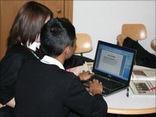 Stockley Academy students get to work