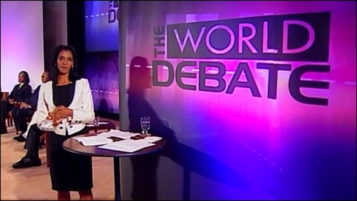 BBC World Debate in NY