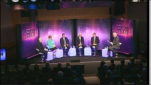 BBC World Debate IMF