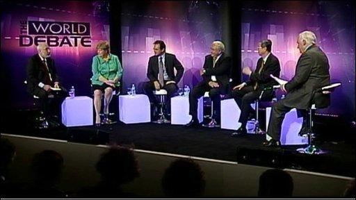 World Debate IMF