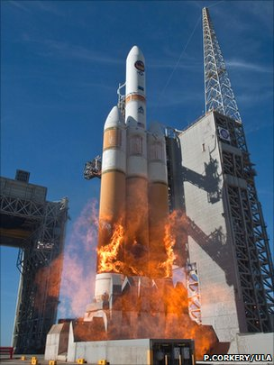 Delta-4 Heavy (Pat Corkery/United Launch Alliance)