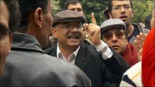 """""""Speakers' Corner"""" in Tunis"""