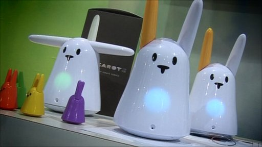 Electronic rabbits