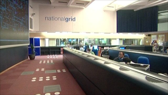 news national grid turns