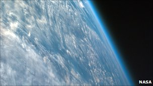 Earth clouds (Nasa)