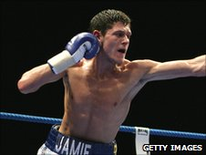 Jamie McDonnell