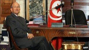 Former President Senate Abdallah Qallal. Photo: 15 January 2011