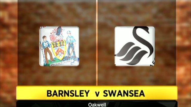 Barnsley 1-1 Swansea