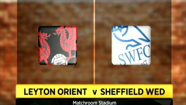 Leyton Orient 4-0 Sheffield Wednesday
