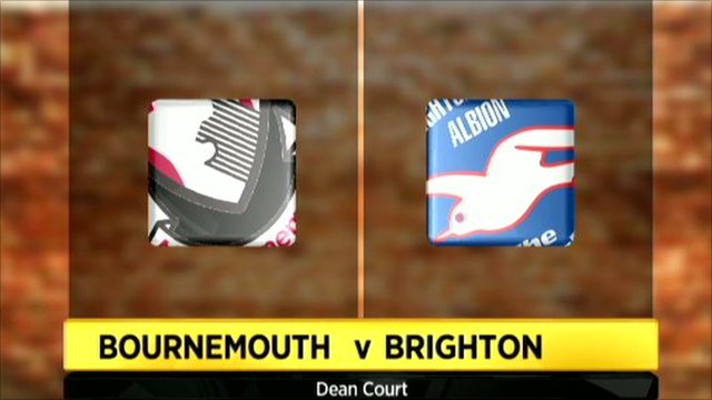Highlights - Bournemouth 1-0 Brighton & Hove Albion