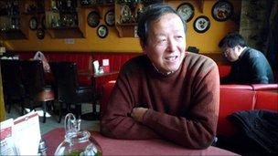 Professor Yang Dongping